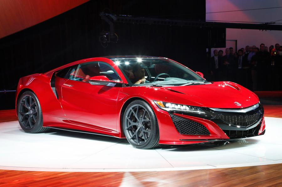Honda NSX 2015 Review – Specs & Features - The Fashion Clothing